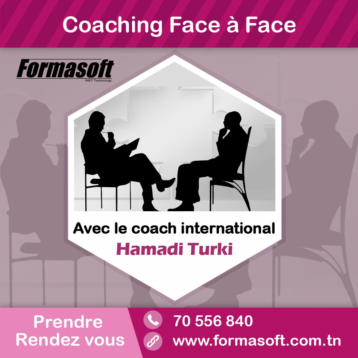 Coaching individuel Tunisie